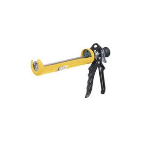 aplicador silicone diy amarelo p cartucho soudal