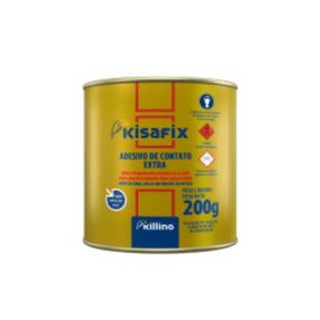 cola contato kisafix extra 200grs killing