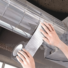 fita drykofita aluminio 10cm x 10mt dryko 1